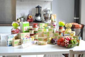 ooshop food influence